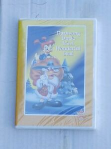 DARKWING DUCK IT'S A WONDERFUL LIFE DVD BRAND NEW SEALED DISNEY EXCLUSIVE