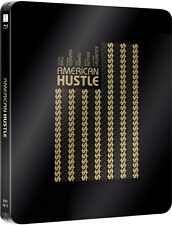 American Hustle - Limited Edition Steelbook (Blu-ray) BRAND NEW!!