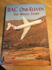 More details for the bac one-eleven the whole story stephen skinner  paperback ✈️🛫