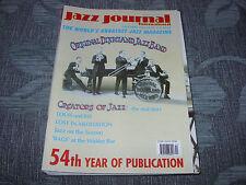 Jazz Journal  Dec  2001   Orig Dixieland Jazz Band, Louis & Bix, Bags