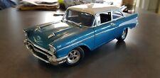 ACME/GMP Chevrolet Bel Air 1957 Hot Rod Blau - 1:18 mit OVP