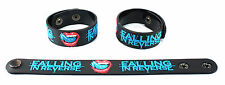 FALLING IN REVERSE  Rubber Bracelet Wristband The Drug in Me Is You aa107