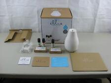 HoMedics Ellia Aroma Diffuser W/ 3 Essential Oils 1160574-New Opened Box