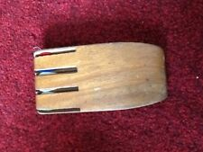 Vintage Darts In Wooden Case