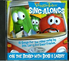 VEGGIE TALES On The Road BOB LARRY CD Great Christian HAPPY TRAILS THIS TRAIN
