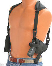 Shoulder Holster Horizontal Deluxe model fits Full Sized 1911 use L or R hand