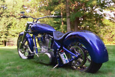 Rolling Thunder Softail Frame 38 Degree 240-250mm Wide Tire Harley TP S&S Engine