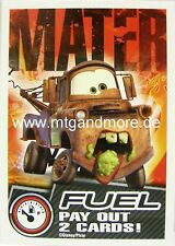 Cars 2 TCG - Mater - Fuel