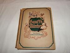 Hauffs Märchen Kinderbuch von 1917