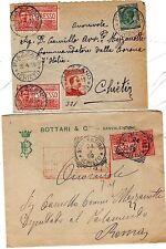 Edward VII (1902-1910) Italian Stamps