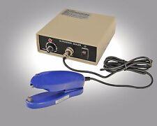 Ultrasonic Handheld Clam Shell Sealer Multipurpose Spot Seal