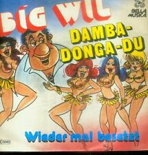 """7"""" Big Wil/DAMBA Donga tu"""