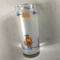Coco Lopez Pina Colada Glass Cup VTG Drink Recipe Collectible Family Pineapple