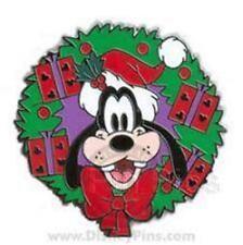 Goofy Happy Holidays Christmas Wreath 2008 Mystery Tin Collection Le Disney Pin