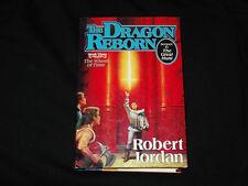 The Dragon Reborn by Robert Jordan 1/1 tor book