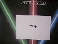 Star wars vintage arme repro A wing pilot , Impérial Gunner  vintage