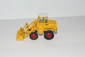 NZG Modelle Traktor 9,5cm Schaufelradlader Kramer 411