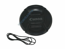 1PC 72mm Front Lens Cap Cover For Canon 5D3 6D 7D 60D 650D 600D 18-200 15-85
