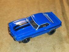 Model motoring blue 69 yenko camaro sweet!