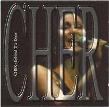 Cher-Behind the door -- CD NUOVO & OVP
