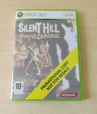 XBOX 360 SILENT HILL HOMECOMING VERS. ITALIANA GIOCO COMPLETO PROMOTIONAL COPY