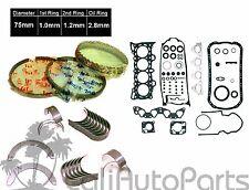 92-95 Honda Civic VTEC 1.5L 16V SOHC D15Z1 GRAPHITE FULL GASKET SET *RE-RING KIT