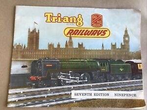 Triang Railways Seventh Edition Catalogue - 1961