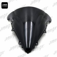Black Smoke Windscreen Windshield for Yamaha 2003-2009 YZF R6 R6S 04 05 06 07 08
