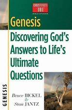 Genesis: Discovering God's Answers to Life's Ultimate Questions (Christianity 10
