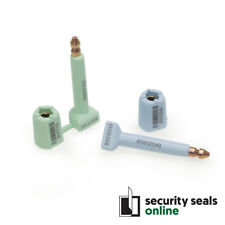 Barcoded High Security Shipping Container Bolt Seals ISO 17712