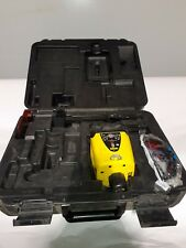Stanley Rl100 Rotary Manual Leveling Rotary Laser Level Parts Not Tested