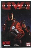 Universal War One 2008 series # 1 variant near mint comic book