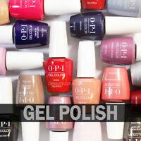 "OPI GelColor UV/LED Soak off Gel Polish 0.5oz ""Choose Any Colour"" (A - H)"