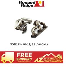 Rugged Ridge Exhaust Manifolds Headers For Jeep Wrangler