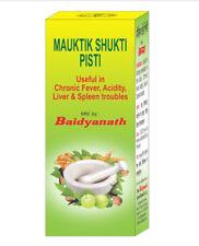 Ayurveda Baidyanath Mukta Shukti Pishti 10 gm Free Shipping