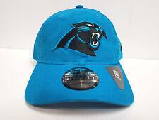 Carolina Panthers Adjustable Cap Strapback New Era 9Twenty Core Dad Hat NFL