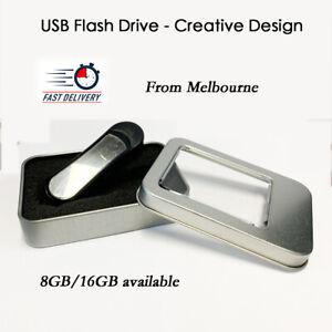 Creative Mirror USB Driver 2.0 Pendrive Disk  8GB/16GB File Saver