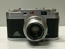 Petri 35 Color Corrected Super 28 Camera For Parts or Repair