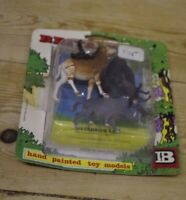 Britains Pack of Zoo Animals Vintage Carded