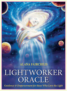 Lightworker Oracle Cards by Alana Fairchild and Mario Duguay