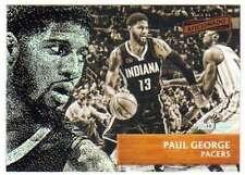 2016-17 Panini Aficionado Basketball Artist's Proof #100 Paul George Pacers