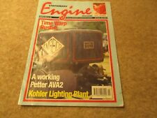 Stationary Engine Magazine March 2009 - For All Stationary Engine Enthusiasts.