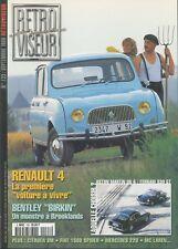 RETROVISEUR n°133 09/1999 ASTON MARTIN DB6 FERRARI 330