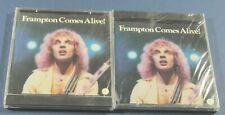 Peter Frampton COMES ALIVE 2x CD Set STILL SEALED Original A&M 1980s OOP NEW