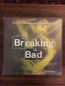 Breaking Bad Season 1 Vinyl Record Score *Mint*
