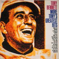 Tony Bennett - More Tony's Greatest Hits (NM/EX) [05-1408] vinyl LP MONO