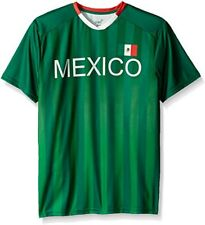 Outerstuff World Cup Soccer Men's Short Sleeve Green Jersey (XXL)