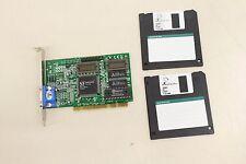 S3 Trio Virge Trio64V2 DX PSC3D0 Modul Karte Grafikkarte C21287AUG99