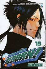 STAR COMICS TUTOR HITMAN REBORN! VOLUME 19