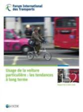 Tables Rondes Fit Usage de la Voiture Particulière : Les Tendances À Long...